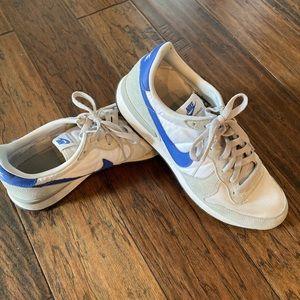 Nike Internationalist - Men's 11 - Gray/Blue/White